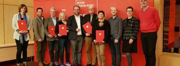 Unsere Genossenschaft gewinnt Ehrenamtspreis der SPD